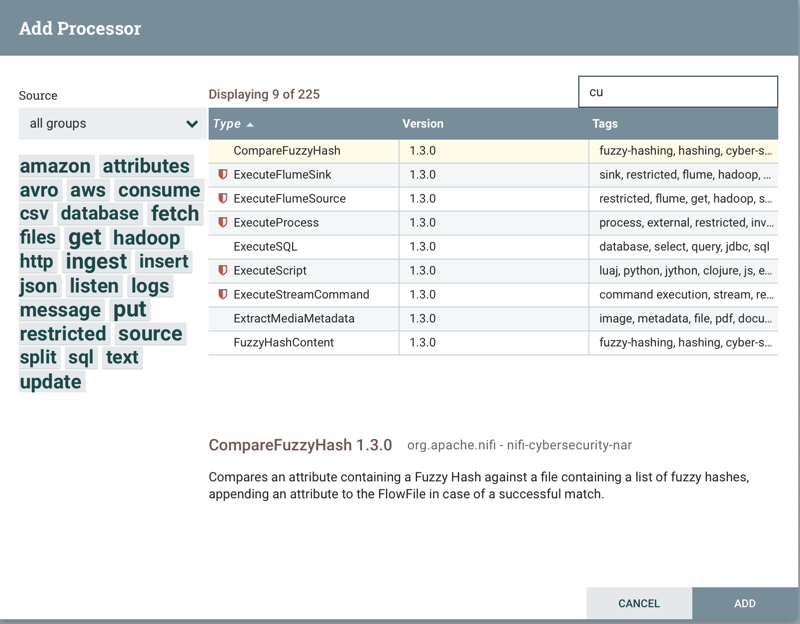 Add a Custom NAR file to NiFi on DC/OS · DC/OS Frameworks